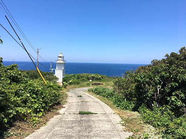 山口県最北端の地・見島