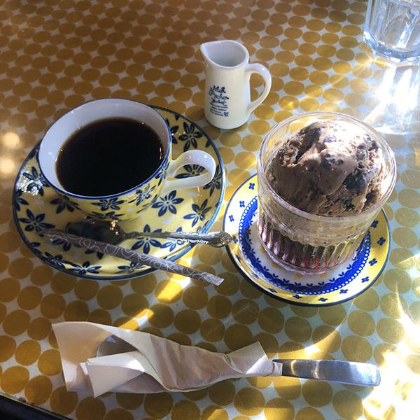 門司港の六曜館さんでcoffee break